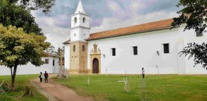 Church, Villa de Leyva