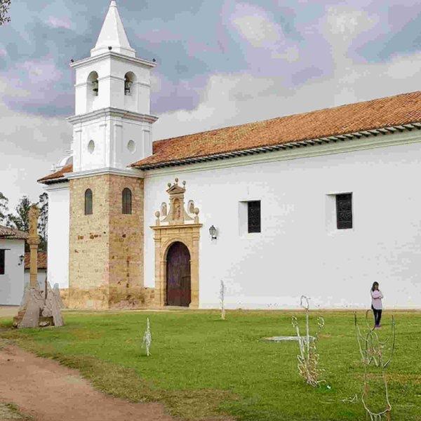 Church, Villa de Leyva
