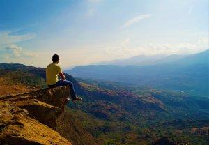 View, Barichara