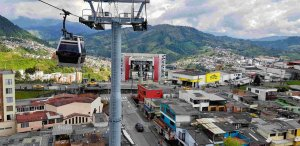 Cable, Manizales