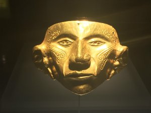 Gold Mask, Gold Museum