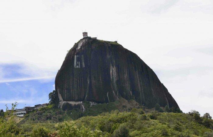 Rock, Guatape