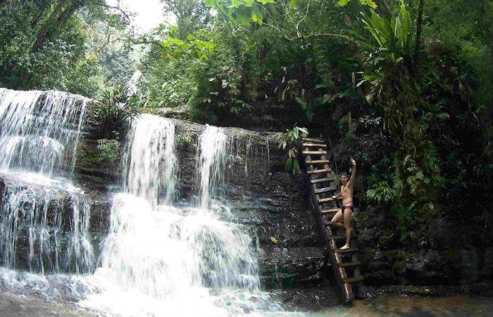 Waterfalls, Juan Curí