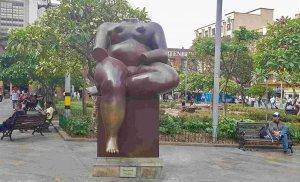 Bodie, Plaza Botero, Medellin