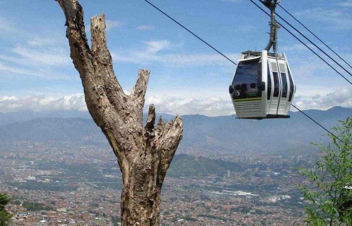 Cable, Medellin