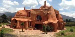 Terracotta House, Villa de Leyva