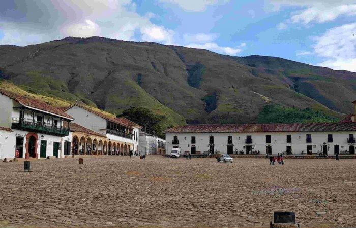Plaza, Villa de Leyva
