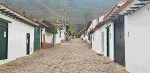 Street, Villa de Leyva