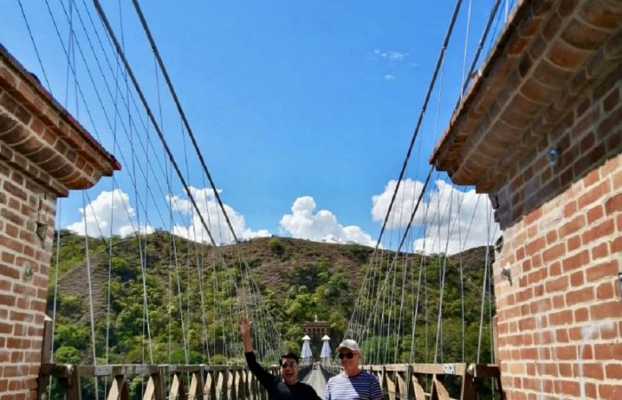 Bridge, Santa Fé de Antioquia
