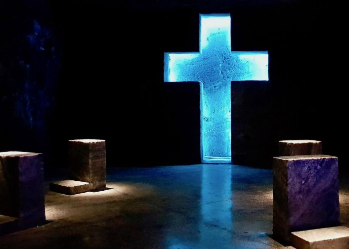 Salt Cathedral, Zipaquira