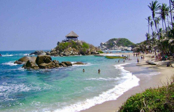 Cabo San Juan, Tayrona