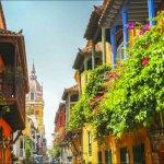 Street, Cartagena