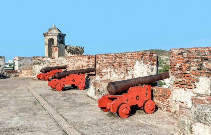 Castillo San Felipe, Cartagena