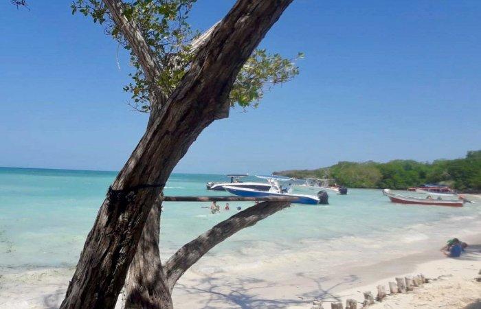 Rosario Island, Cartagena
