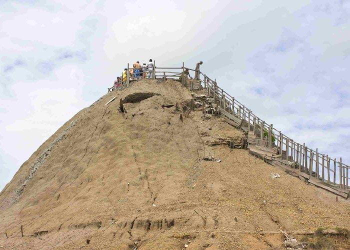 Mud Volcano, Cartagena