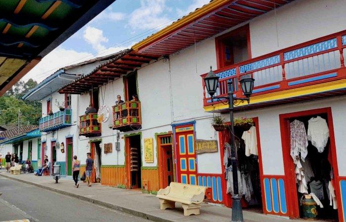 Calle Real, Salento
