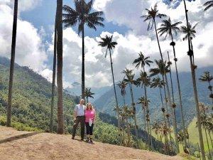 Wax Palms, Cocora Valley, Salento