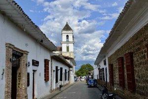 Colonial Architecture, Santa Fé de Antioquia