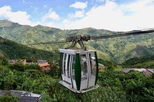 Cable, Santa Fé de Antioquia