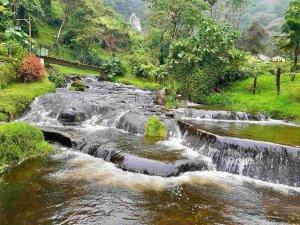 Water Fall, San Rosa de Cabal