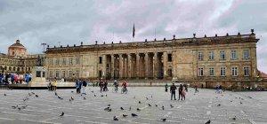 Justice Palace, Bogotá