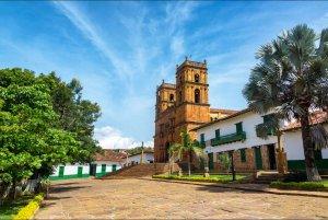 Church, Barichara