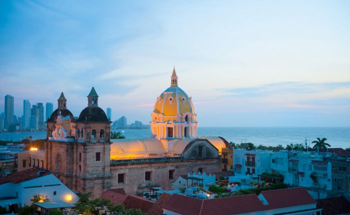 City Tour, Cartagena