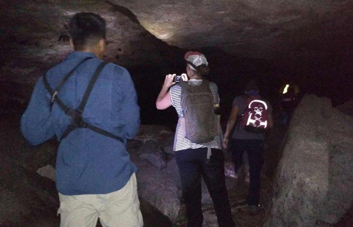 Cerro Azul Cave