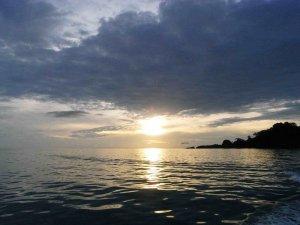 Sunset, Acandi