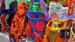 Colombian Mochila Bags Ready for Sale