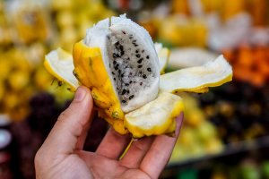 Colombian Fruit - Dragon fruit