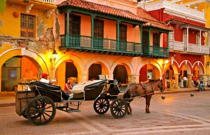 Cartagena's Night