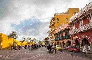 Old City, Cartagena